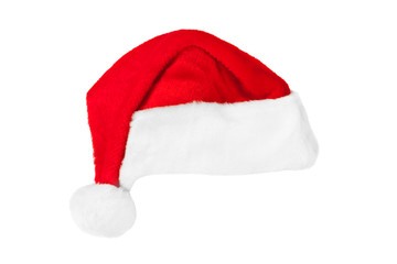 Santa Claus red christmas hat