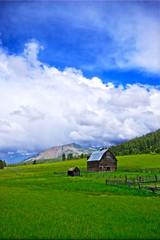 Idyllic Barn on Mountain Farm