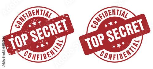 vector top secret confidential classified stamp stockfotos und lizenzfreie vektoren auf. Black Bedroom Furniture Sets. Home Design Ideas
