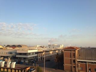 alba industriale