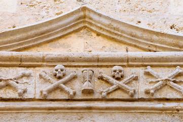 Polignano a Mare Chiesa del Purgatorio