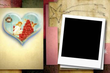 Cheerful Christsmas photo frames