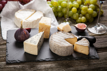 French soft cheese