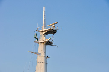 navigation, communication and safety equipment on ship
