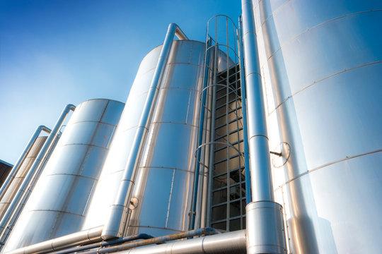silos in acciaio