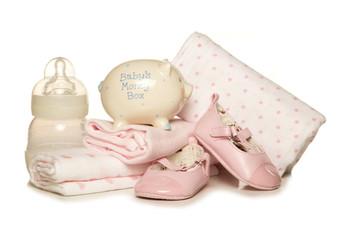 Saving for a baby girl