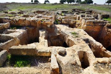 Cyprus, ancient ruin