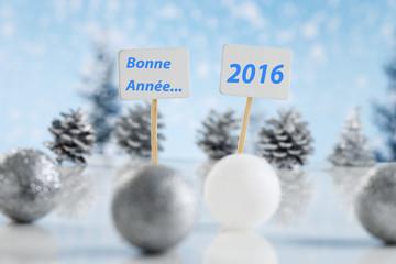 2016 Bonne Année