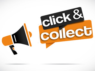 megaphone : click and collect