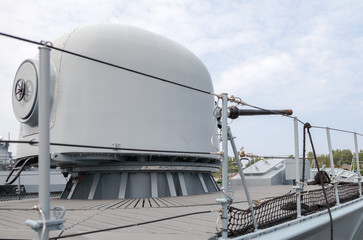 Geschütz Marine Schiff