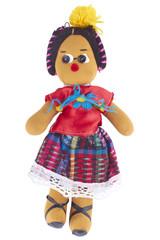 Muñeca latinoamericana