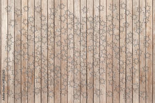 étoiles ciselées dans panneau bois brut  Imagens e fotos de stock  ~ Panneau Bois Brut