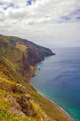 westernmost point of Madeira in Ponta do Pargo