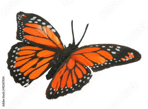 Schmetterling Dekoration Stock Photo And Royalty Free