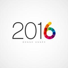 bonne année,2016