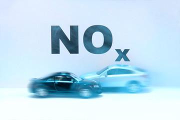 Stickstoffmonoxid Stickstoffdioxid