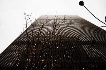 Immeuble New Yorkais