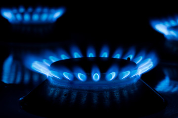 Natural Gasflamme