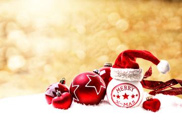 Weihnachtskarte Grüße