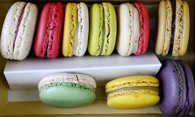 Foto auf Leinwand Macarons Macaron ,Macaroon