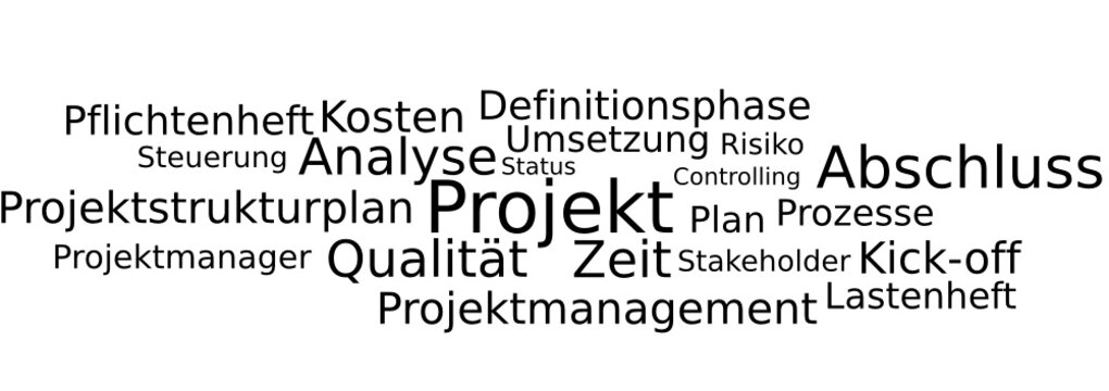 Projekt Tagcloud