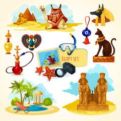 Egypt Touristic Set