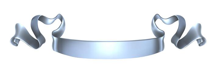 Silver scroll banner 2015 B1