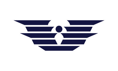 Wings Logo Template