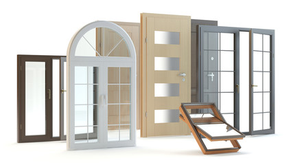 Windows and doors