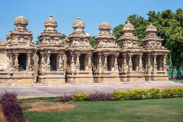 India, Kailasanathar temple in Kanchipuram