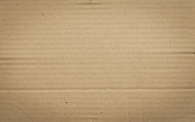 Vintage style brown cardboard paper texture