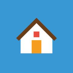 House icon. Home icon.