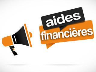 mégaphone : aides financières