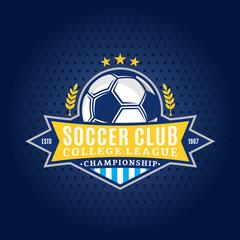 Soccer Football Club Logo