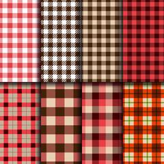 Lumberjack patterns