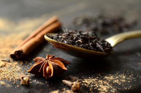 Ingredient for making tea masala.