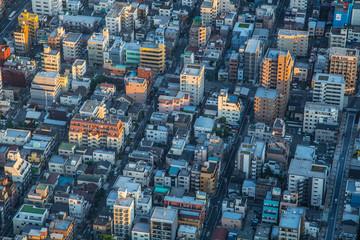Tokyo Buildings Japan