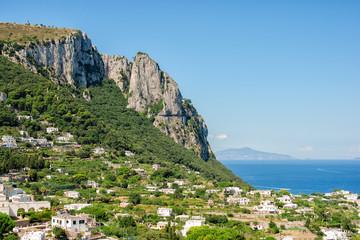 Capri island, Italy.