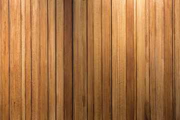 Wooden wall background and texture