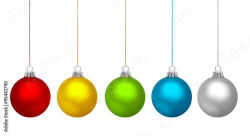 Christbaumkugeln 25 Cm.Bunte Christbaumkugeln Stock Photo And Royalty Free Images On