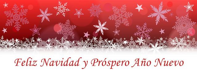 Feliz Navidad y Próspero Año Nuevo. (r)