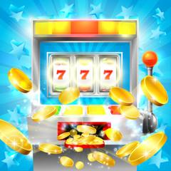 Slot Machine Casino Jackpot