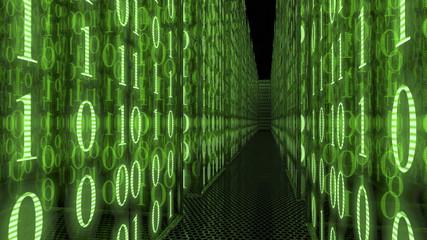 Server - Green
