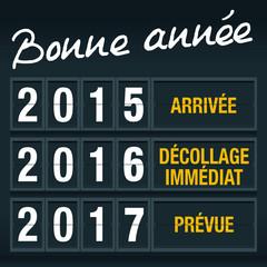 2016_Panneau Depart