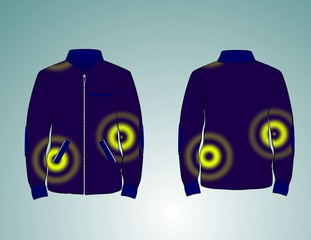 alien eyes jacket