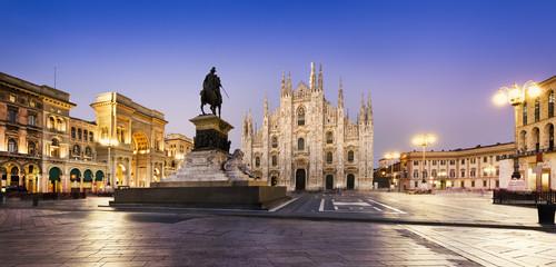 Keuken foto achterwand Milan Milano spirit