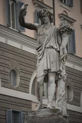 Fotobehang Artistiek mon. rome italy