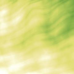 Bright green pastel modern wavy background