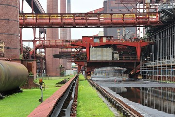 Industrial heritage, Germany - Zollverein in Essen