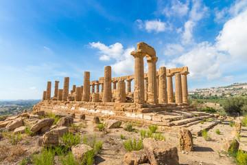 Agrigento Valley of the Temples (Valle dei Templi)  Fototapete